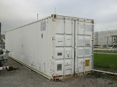 40ft shipping container, storage, high cube, Southampton