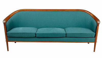 1960's SWEDISH ANDERSSON SHAPED SOFA
