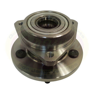 Hub and Bearing Assembly, Front Jeep Cherokee XJ 1990/1999 MODELO 30