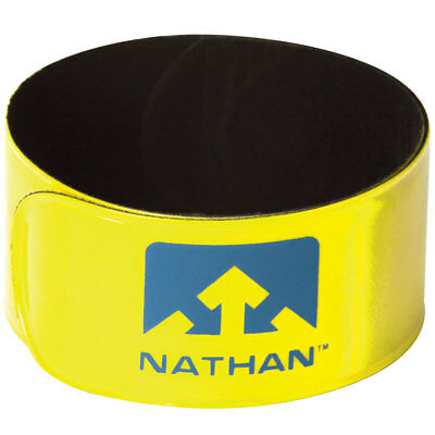 Nathan Reflex Reflective Snap Bands 2 Pack for Running / Walking NS1013011900