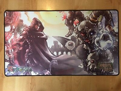 Force of Will TCG Legacy Lost Playmat Unused