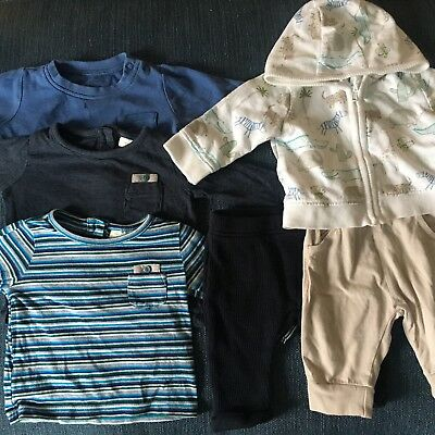 Next, M&S, Mothercare Bundle of baby boy 0-3 Months Coordinating Outfits