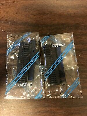 Panasonic AXW34014A 40 Contact Female Socket Connector - Lot of 2