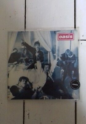 """Oasis-Cigarettes And Alcohol-7""""cre190-Ex"""