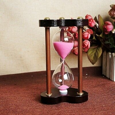 Exquisite Creative Woody European Iove Hourglass XY103