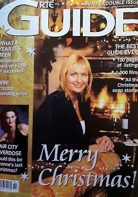 RTE GUIDE Christmas Bumper Issue 2002