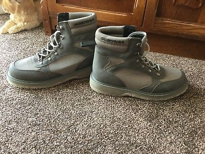 Scierra Wading boots size 12 immaculate condition