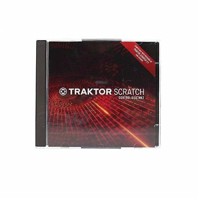 Native Instruments Traktor Scratch Pro Control CD MkII With New Time Codes