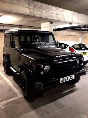 Landrover Defender 90 XS TD 2015 Model Similar to Kahn