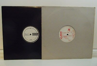 """2 X Robert Hood 12"""" *Internal Empire & Moveable Parts Chapter 1*(M-Plant)*"""