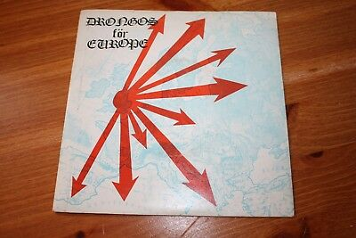 Drongos For Europe - Eternity - Uk Issue  - 1982 - Very Good++