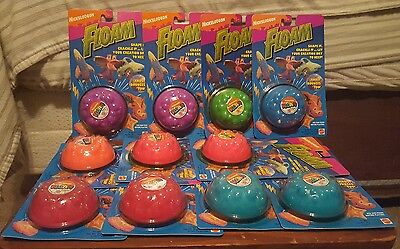 Vintage Sealed 1994 Nickelodeon Floam by Mattel In Various Colors FIRM PRICE!