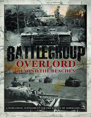 "Plastic soldier - Battlegroup: Overlord ""Beyond the Beaches"""