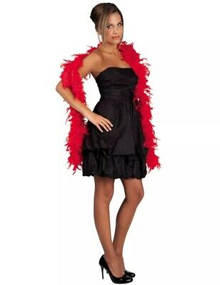 Feather Boa, Accessory, Different Colours Available (180 Cm)