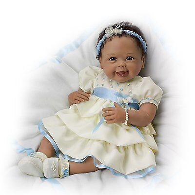 Ashton Drake - Pretty In Pearls 30Th Anniversary Doll By Linda Murray