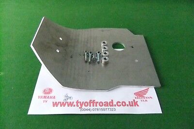 Bash Plate To Fit Yamaha Ty175 Ty125 Chase Ty220