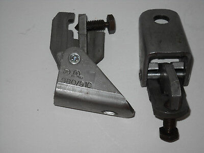 (2) Tolco Sway Brace Fitting 980/910  980/4L