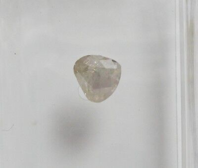 Diamant blanc 0,27 carats - Natural White Diamond AIG Certified