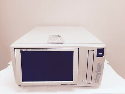 Stryker SDC ULTRA HD Information Management System w/REMOTE