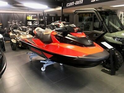 Seadoo Rxtx 300 New On Trailer With Cover