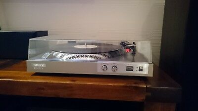 Sony PS-212A Direct drive automatic turntable record player