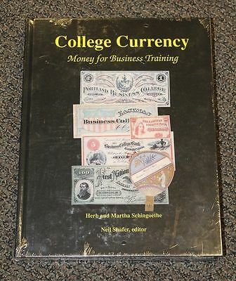 College Currency Money For Business Training NEW still SEALED book Schingoethe