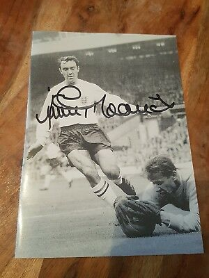 jimmy greaves signed card