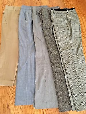Lot of **5 Pairs** of Banana Republic Pants *Size 2P*
