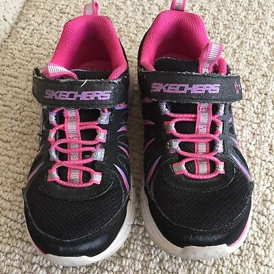 Skechers sneakers Girls Toddler Size 11