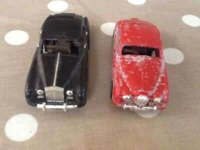 Vintage Triang Minic Motorways Cars