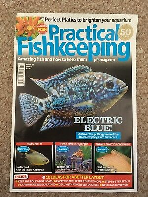 Practical Fishkeeping Magazine March 17