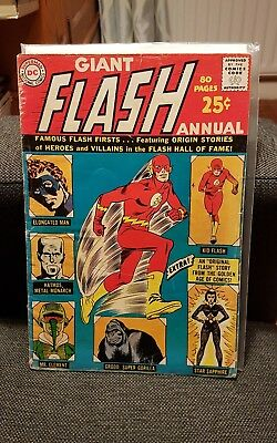 Giant Flash Annual 1 1st Grodd