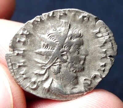 LOVELY !!!  ANTONINIANUS  of  GALLIENUS  253 - 268 AD - COLOGNE  mint