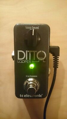 TC Electronics - Ditto Looper Stereo Guitar Pedal