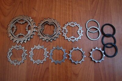 Campagnolo Record 10 Speed Cassette 11-23