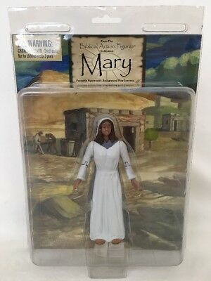 Train Up A Child Biblical Action Figures AFRICAN MARY NEW NRFP VERY RARE!