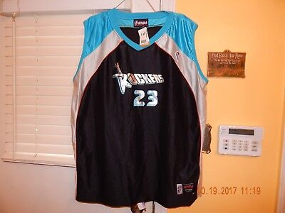 """""""NWT"""" Mery Andrade Cleveland Rockers #23 Jersey (Men 2XL) W@W RARE & VINTAGE"""