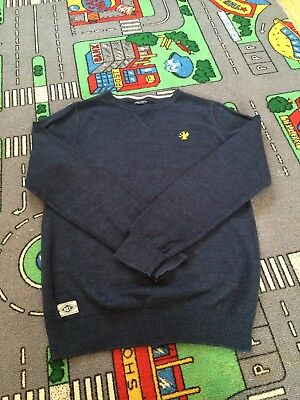 Boys Next Jumper Age 12 Years Lovely Condition