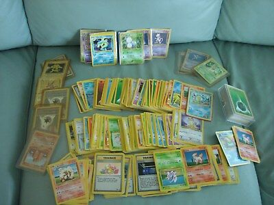 POKEMON CARDS Large Lot of over 400 + Miscellaneous Mixed Lot Trading Card Game