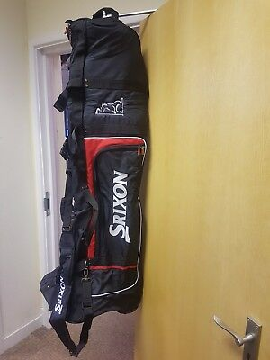 Srixon Golf Travel bag brand new with tags please see all 12 detailed pictures