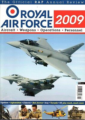 Royal Air Force Annual Review 2009