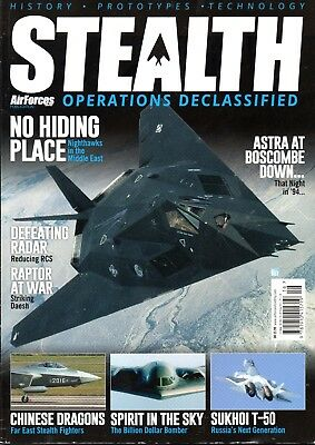 Airforces Special Stealth Operations Declassified