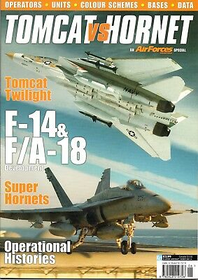 Airforces Special, Classic Aircraft Series No.11 Tomcat Vs Hornet