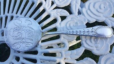 S. Kirk & And Son Co. Silver Coin Tomato Server 19Th Century