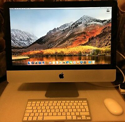 "Apple iMac 21,5"" Mid 2011, Core i5, 8GB RAM, 1 TB HDD"