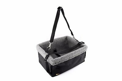 Luxury Dog Car Booster - Doggie Booster Car Seat - RichPaw - Quality Metal Frame