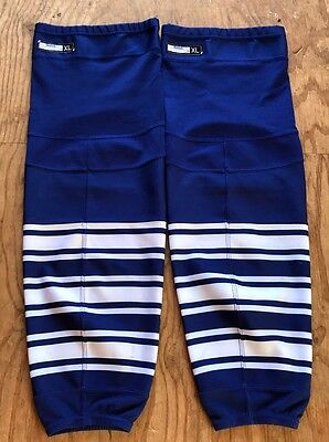 Pro Stock Hockey Toronto Maple Leafs Socks CCM (XL)