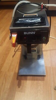 Bunn CWTF15-APS Automatic Coffee Brewer Maker with Hot Water Faucet NICE