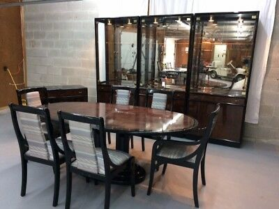 Henredon  Executive Dining Room Suite