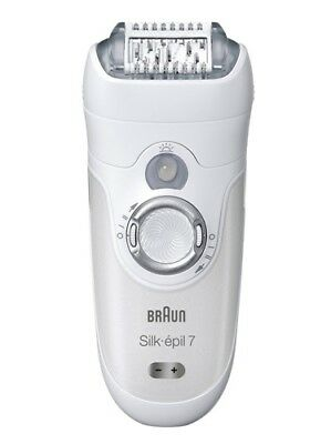 NEW  Braun SE7561 Silk-épil 7 Wet Dry Cordless epilator from JAPAN